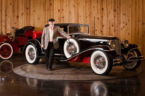 Mr. Stephen R. Plaster – Evergreen Historic Automobiles