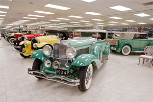 Evergreen Historic Automobiles and Classic Cars - Lebanon MO